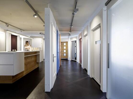 Türen in der Ausstellung